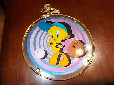 Dale Tiffany Looney Tunes Tweety Bird Sun Catcher