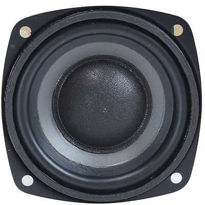 Monacor 10.2770 3 Inch SPH75/8 Replacement Speaker Driver 30W