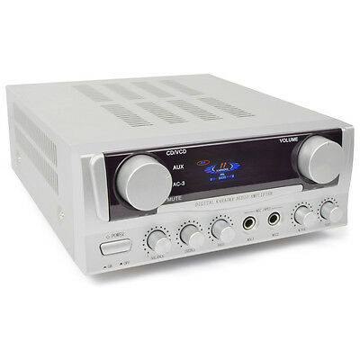 Skytronic 103.102 Home Hifi Stereo Amplifier 100W