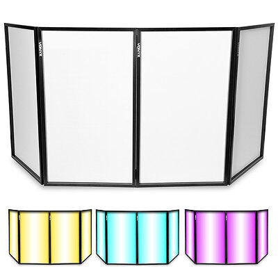 Vonyx 180.035 Foldable Lighting Screen DJ Facade