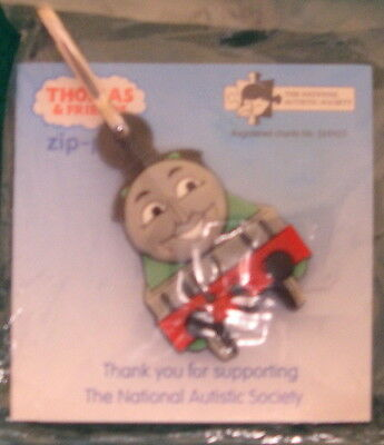 Thomas and Friends Charity Zip Pull No.4