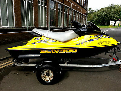 Seadoo Rxdi 951 130 2 Stroke Jet Ski Low Hours In Excellent Condition *reduced*