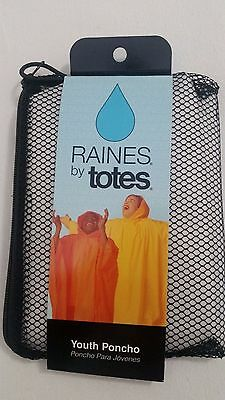 Raines by Totes Youth Poncho