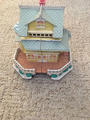 polly pocket house Vintage