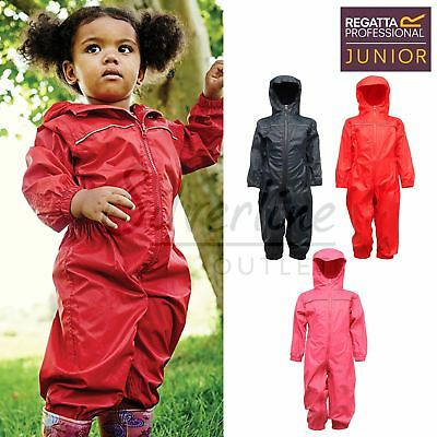 Regatta Junior Kids paddle rainsuit