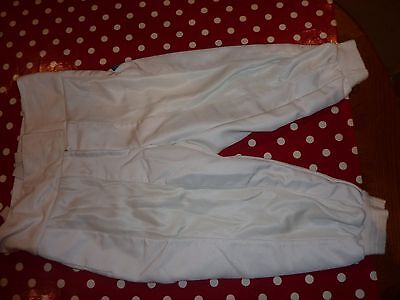 """Uhlmann FIE 800N Word Cup Fencing Breeches - Size 48 Right Handed 31""""- 33"""" waist"""