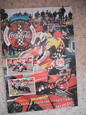North West 200 1999 Official Race Programme
