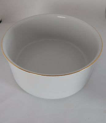 Thomas Medallion Gold Open Serving / Vegetable Dish