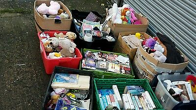 Joblot car boot resale