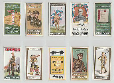 Wills Set: Recruiting Posters 1915