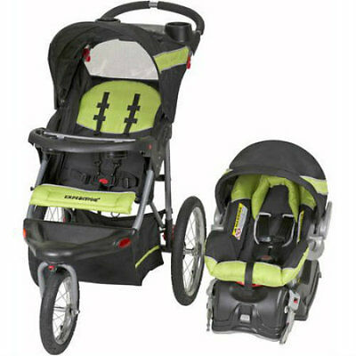 Baby Trend Travel System Strollers Jogger 3 In 1 Stroller Car Seat Jogger Infant