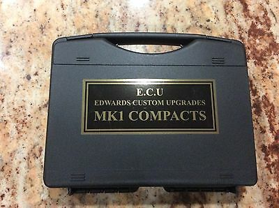 Edwards Custom Upgrades mk1 compacts alarms and reciever 2 rod set carp fishing
