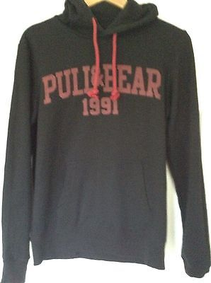 Pull and bear men's Hoodie Size Small