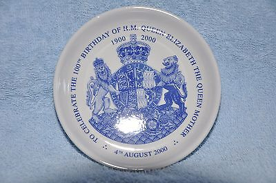 Spode Commemorative Queen Mother Coasters