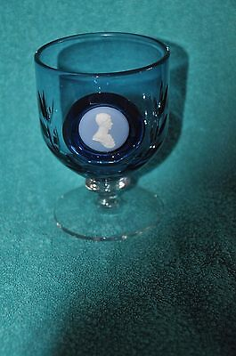 Wedgwood Glass HRH Prince of Wales Goblet