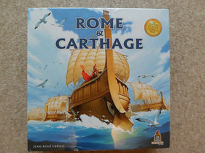 BRAND NEW Rome and Carthage Board Game by Grosso Modo