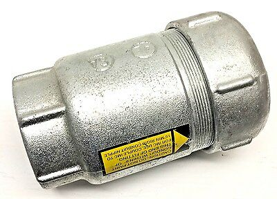 "ELC EF300 3"" Iron Expansion Fitting 4"" Movement"