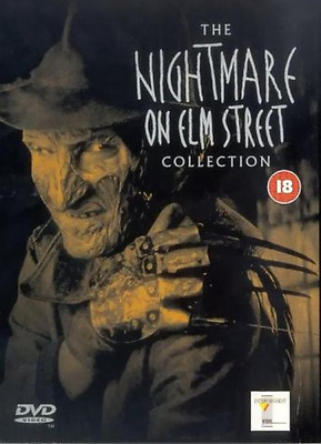 The Nightmare On Elm Street Collection DVD Box Set