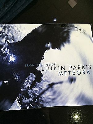 Linkin Park's From The Inside Meteora Hard Backed Book
