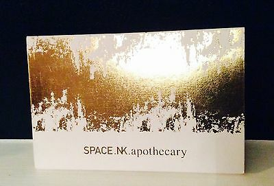 SPACE.NK Apothecary Gift Card £25
