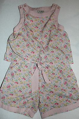 NEXT _ PLAYSUIT - Lovely pink playsuit, size 5 y