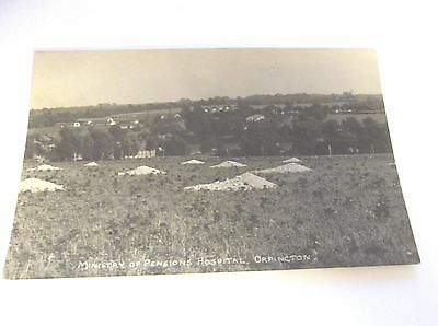 1923 Postcard Of The Ministry Of Pensions Hospital, Orpington, Kent