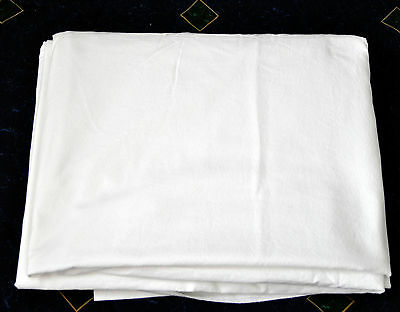 10' x 10' white Muslin Cloth Backdrop Photo Studio Photography Background