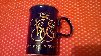 Orient Express Collectors Mug Dunoon Ceramics Scotland Free Delivery