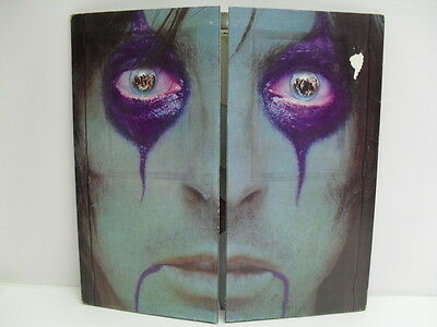 Alice Cooper From The Inside Vinyl Lp Record