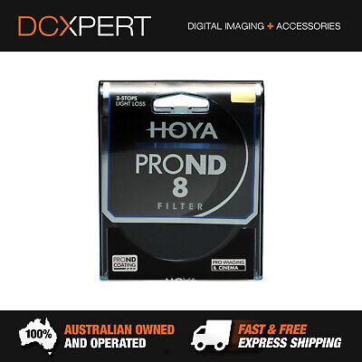58mm HOYA PRO ND8 – NEUTRAL DENSITY FILTER & BONUS 16GB FLASH DRIVE