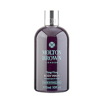 1PC Molton Brown Body Wash Ylang-Ylang Scented Bath Shower Gel Care Cleanser