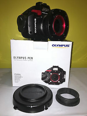 Olympus PT-EP05L Underwater Housing for E-PL3 Camera
