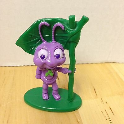"Dot Disney's A Bug's Life 2.75"" Tall Pvc Figure / Cake Topper Free S/h"