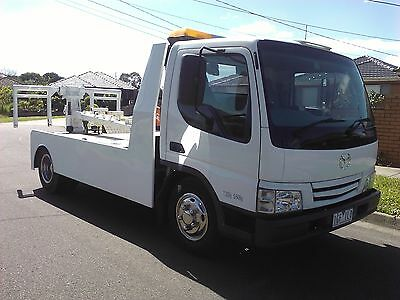 2001 Mazda T4600 Tow Truck