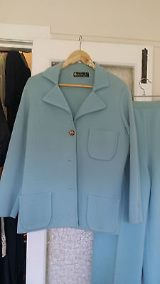 Spinelli wool suit size 38