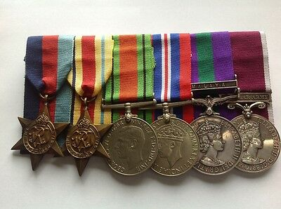 British ww2 medals group, Royal Engineer