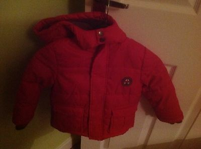 boys coat size 1.5 to 2 yrs
