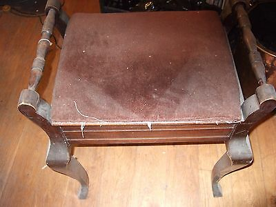 Piano Stool With Music Score Compartment Leominster