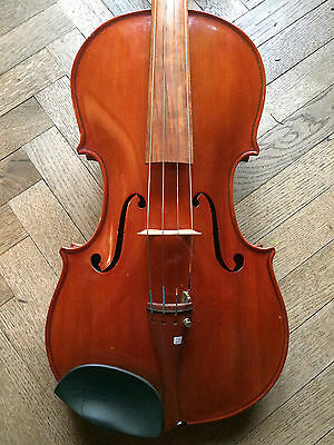 Viola MANGIACASALE, Torino 1988, 43,8 cm.BIG SIZE! Certificate upon request, old