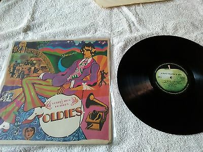 The Beatles A collection of Beatles Oldies Vinyl LP