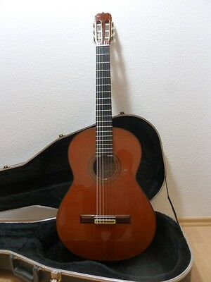 Ramirez III 1a signed classical guitar 1983 - good condition!
