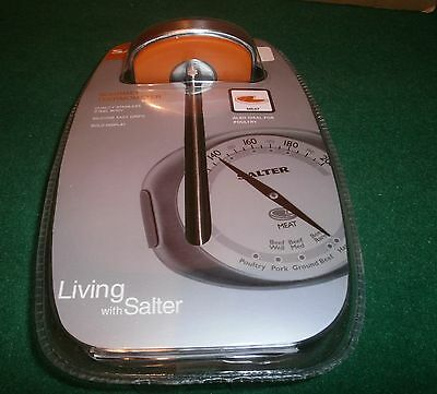 NEW Salter Gourmet Meat and Poultry Thermometer