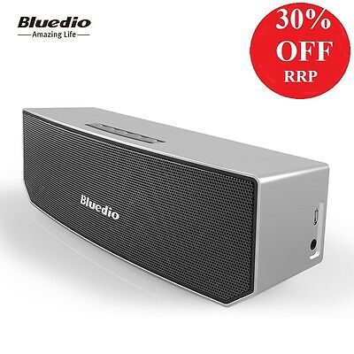 Bluedio BS-3 Bluetooth Wireless Stereo Speakers System Portable 4 iphone Android