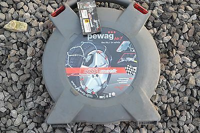 Snow Chains. 4x4. 235/55/17 and 235/50/18 Pewag New, unused old Stock