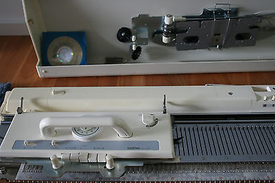 Computerstrickmaschine - Grobstrickmaschine Brother KH 270