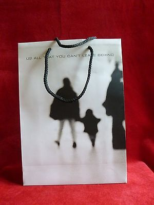 U2 All That You Cant Leave Behind Promo Goody Bag