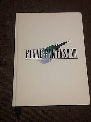 Official Final Fantasy 7 VII Strategy Guide