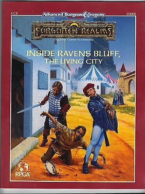 INSIDE RAVENS BLUFF The LivingCity Forgotten Realms LC2 9282 Price Inc Del in UK