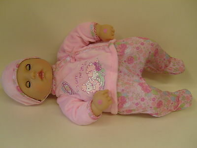"""Baby Annabell Doll My First Baby Annabell 14"""" By Zapf Creation"""
