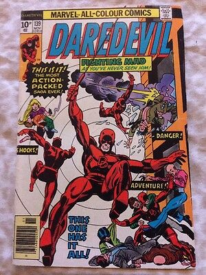Daredevil Comic 139